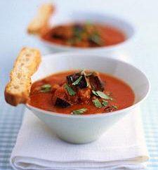 melanzane minestra armena. Ricetta per un primo piatto sostanzioso