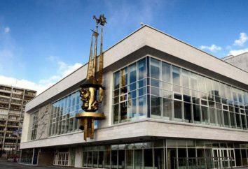 Youth Theatre (Ekaterinburg) sobre o teatro, o repertório trupe, projeta endereço