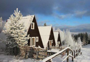 """estación de esquí """"Polazna"""" – centro de recreación"""