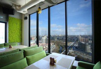 « Herbe » – un restaurant (Ekaterinburg) – l'un des meilleurs endroits en ville