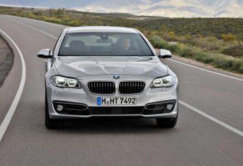BMW 535i (F10): specyfikacje, opinie, zdjęcia