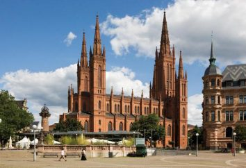 Wiesbaden, Alemania: 5 lugares dignos de visitar