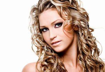 O que é permanente: make-up e cabelo perming