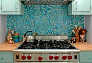 Udekoruj dom z mozaiki w kuchni