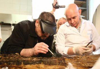 Em permafrost múmia encontrada representantes da civilização misteriosa do Ártico