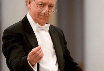 Direttore Yuri Temirkanov: biografia, attività professionale