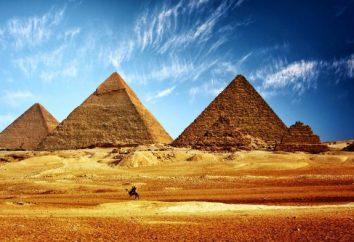 Die wichtigsten alten Religionen von Ägypten. Die Religion und Mythologie des alten Ägypten