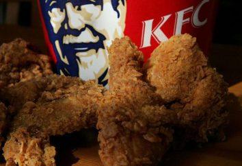 Przynęty skrzydłami i KFC – kaloryczne i gotowanie tajne