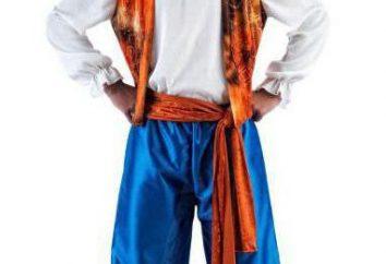 Come fare un vestito di Aladino con le mani? Entrare nella fiaba orientale è un gioco da ragazzi!