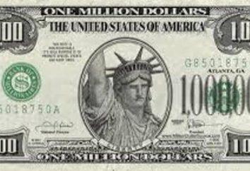 Nous élevons un million ou un million de dollars Quel est le poids