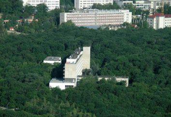 """Jeleznovodsk, sanatorium """"Rus"""": description, services et commentaires"""