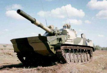 """Semovente cannone anticarro """"Sprut-SD"""" 2S25 SPRUT-SD: caratteristiche e foto"""