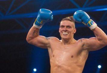 Usik Aleksandr Aleksandrovich – bokser o światowej renomie