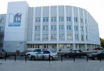 Omsk Regional College medyczny: wydział, opinii specjalistycznych. Medical College of Omsk