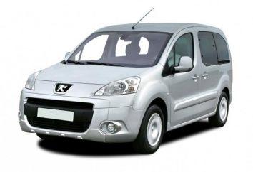 Peugeot Partner – sous l'œil vigilant