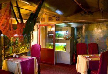 "Restauracja ""Golden Dragon"", Moskwa: adres, menu, recenzje"
