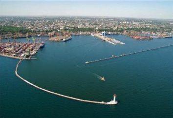 Port w Odessie: podstawowe informacje, historia, operacje portowe