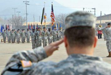 Redukcje w języku angielskim, które są stosowane w armii amerykańskiej