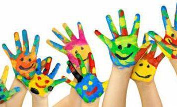 Patriotyczne wychowanie dzieci w wieku przedszkolnym GEF: tematy szkoleniowe