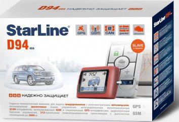 Alarme de voiture Starline D94: Installation et commentaires des propriétaires
