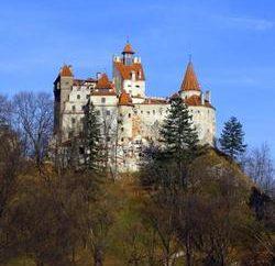 Bran – un castillo misterioso y seductor del Conde Drácula!