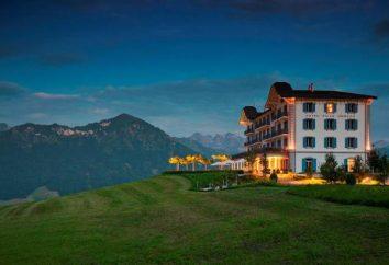 Villa Honegg hotel a 5 *, Svizzera: descrizione e recensioni
