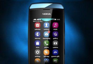 Todos los detalles sobre el Nokia Asha 305