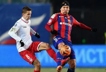 El centrocampista ruso Igor Kireev