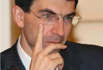 Igor Shchegolev, asystent prezydenta Federacji Rosyjskiej: biografii, życia osobistego