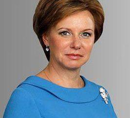 Marina Valentinovna Entaltseva: biografia, il marito, le foto