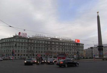 Perswazja Suworowa – największa autostrada w Petersburgu