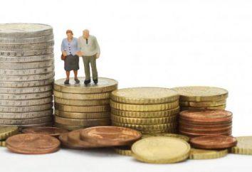 Powołanie emerytur: procedura, w szczególności obliczanie i zasady