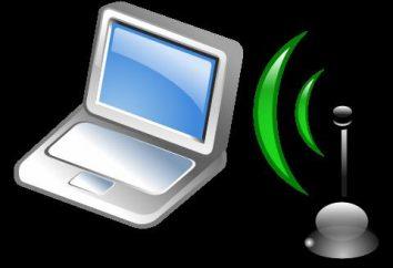 Portátil como un punto de acceso Wi-Fi: una solución razonable