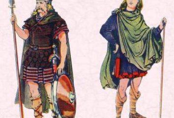 Kim byli Anglosasi, i skąd pochodzi? Historia Anglosasów