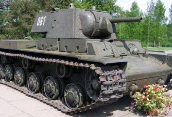 "KV. Tank ""Klim Woroszyłow"". KV-1 Soviet tank"
