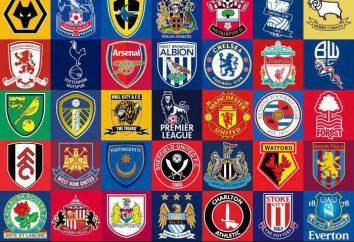 Historia piłkarskich i angielskich klubów piłkarskich