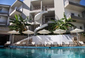 Sunset Hotel Apartments 4 * (Grèce, Île de Crète): description et commentaires