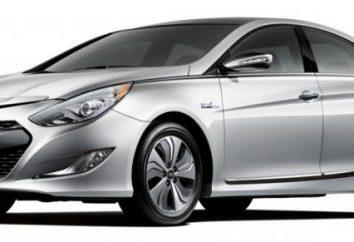 Étonnamment spécifications accrues « Hyundai Sonata », ou l'anatomie du succès