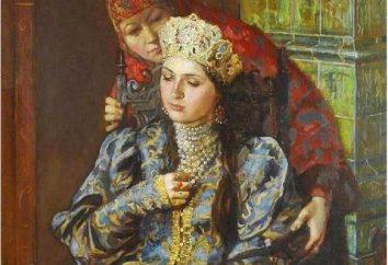 Księżniczka Ksenia Godunova: krótka biografia i twórczość