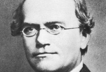 Les lois fondamentales de l'héritage des traits, Mendel établis: la description et la fonction