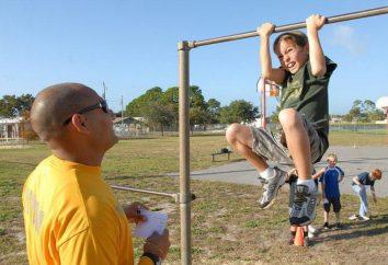 Jak nauczyć dziecko, aby nadrobić zaległości w barze? Jak zwiększyć liczbę pull-up na pasku