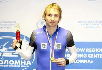 Esin Aleksey – talentierter russischer Eisschnellläufer