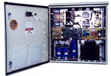 Conversores de frequências uso particular e um dispositivo de selecção