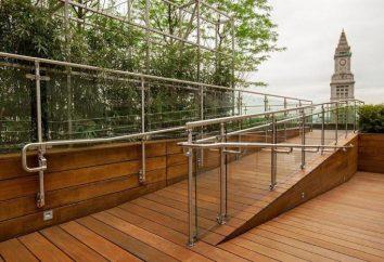 Ogrodzenia, balustrady i poręcze ze stali nierdzewnej: przegląd, poglądów i opinii