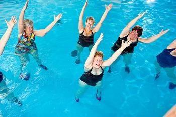Najlepsze gimnastyka aqua aerobik – końcówka piękna