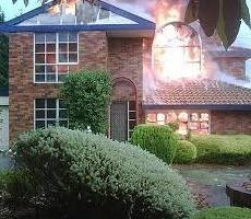 Blitzschutz und Erdung in einem privaten Haus