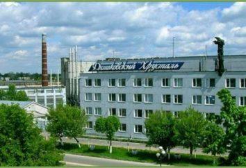 """LLC """"fabbrica di cristallo Dyatkovo"""": la storia, la produzione, i prodotti"""