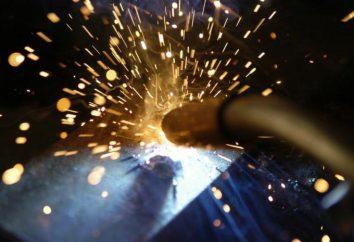 Spawalność stali: klasyfikacja. Spawane stalowe spawalnicze