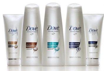 Shampooing « Dove » – la santé et la beauté de vos cheveux