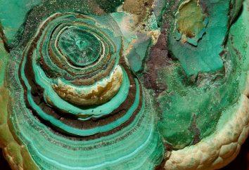 malaquita misteriosa: as propriedades mágicas de pedras